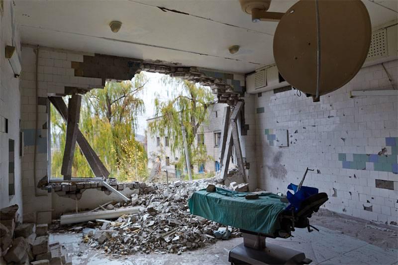 Восстановление Донбасса. По два, но сегодня...