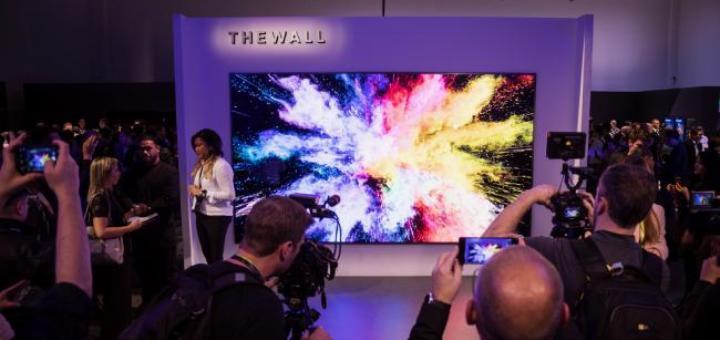Новинки технологий, показанные на выставке CES 2018