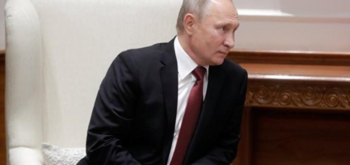 Президент РФ Владимир Путин и премьер-министр Индии Нарендра Моди начали  переговоры в Нью-Дели f4cc1d66f01b6
