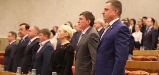 Путин поздравил Налоговую службу с Днем рождения и другие события 21.11