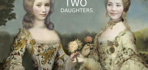 Twо Daughters. Алиса Тен и Марфа Семенова