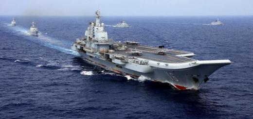 Китай прекращает строить (закладывать новые) авианосцы