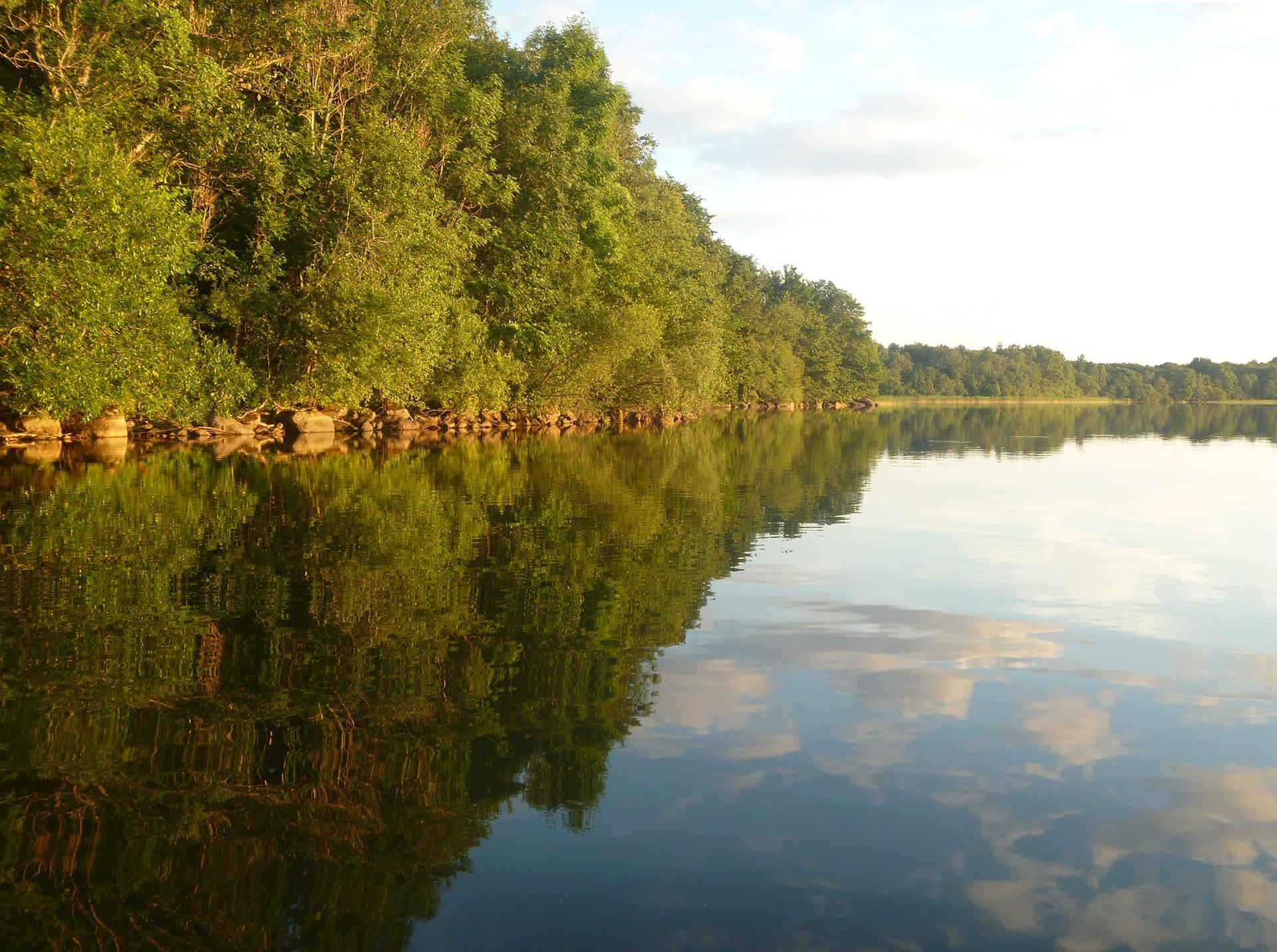 Озёра Псковской области