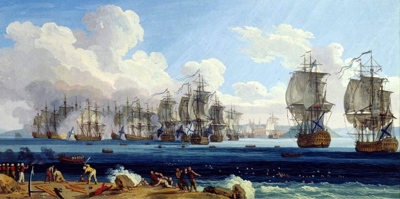 Салюты и флаги: респект и уважуха по-флотски
