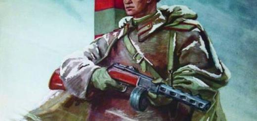 Партизанский рейд из капитанов в генералы